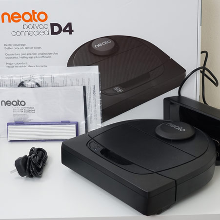 Neato-D4-Lieferumfang-Galerie